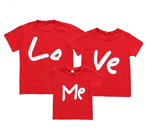 2020 Family Matching Clothes Tshirt Mother Daughter Baby Boy Kid Girls Father