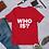 Thumbnail: WHO IS ? Short-Sleeve Unisex T-Shirt