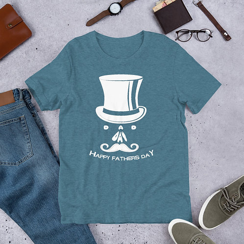 Happy Father's Day - Short-Sleeve Unisex T-Shirt
