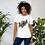 Thumbnail: Hand-painted butterflies - Short-Sleeve Women T-Shirt