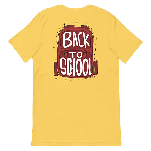 BACK TO SCHOOL Short-Sleeve Men T-Shirt