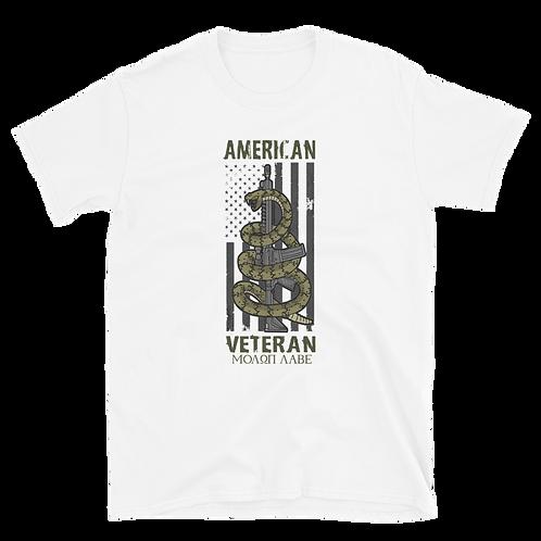 AMERICAN VETERAN'S DAY  Unisex T-Shirt