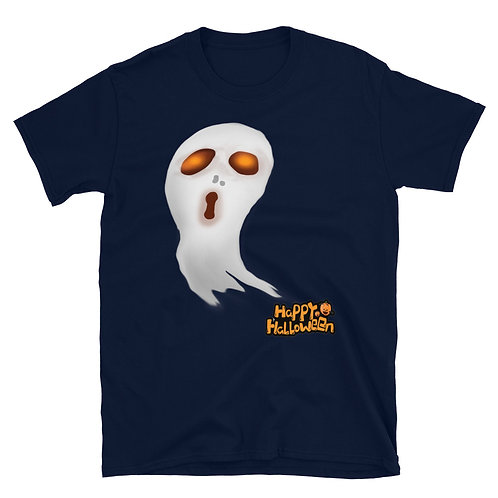 Halloween ghost is suitable for Halloween party Unisex T-Shirt