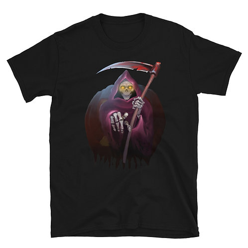 Scary Halloween Day, Halloween Day, Halloween Scythe, Halloween Party T-Shirt