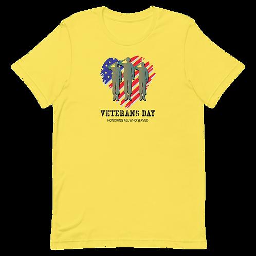 VETERAN'S DAY Short-Sleeve Unisex T-Shirt