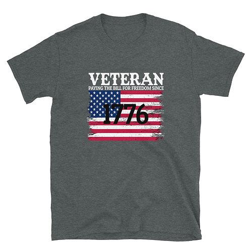 11th, Nov VETERAN'S DAY 1776 Unisex T-Shirt