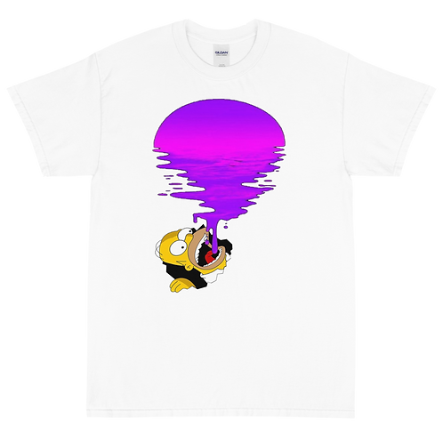 Simpsons| Homer Short Sleeve Man T-Shirt