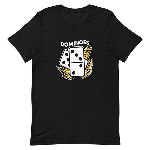Dominoes Stones Short-Sleeve Unisex T-Shirt