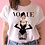 Thumbnail: Vogue Princess T Shirt Print Female Grunge Ulzzang Tshirt Cartoon Funny Shirts