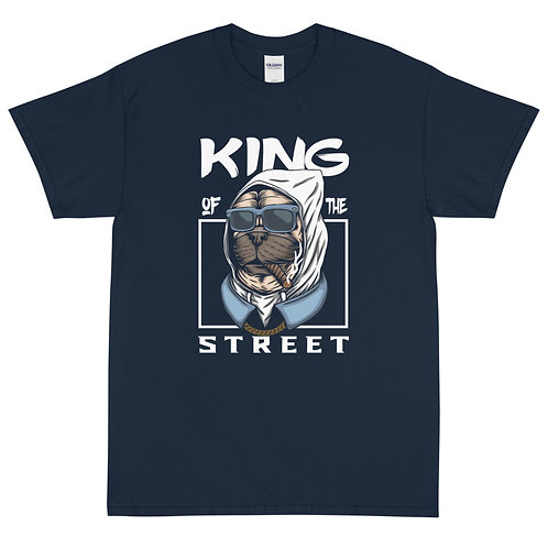 KING of the Street Short Sleeve T-Shirt