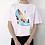 Thumbnail: Newest Watercolor High Heels Shoes Print Vogue T Shirt Femme Funny T Shirt Women