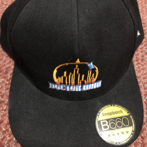 Gallifrey embroidered baseball cap. Doctor Who