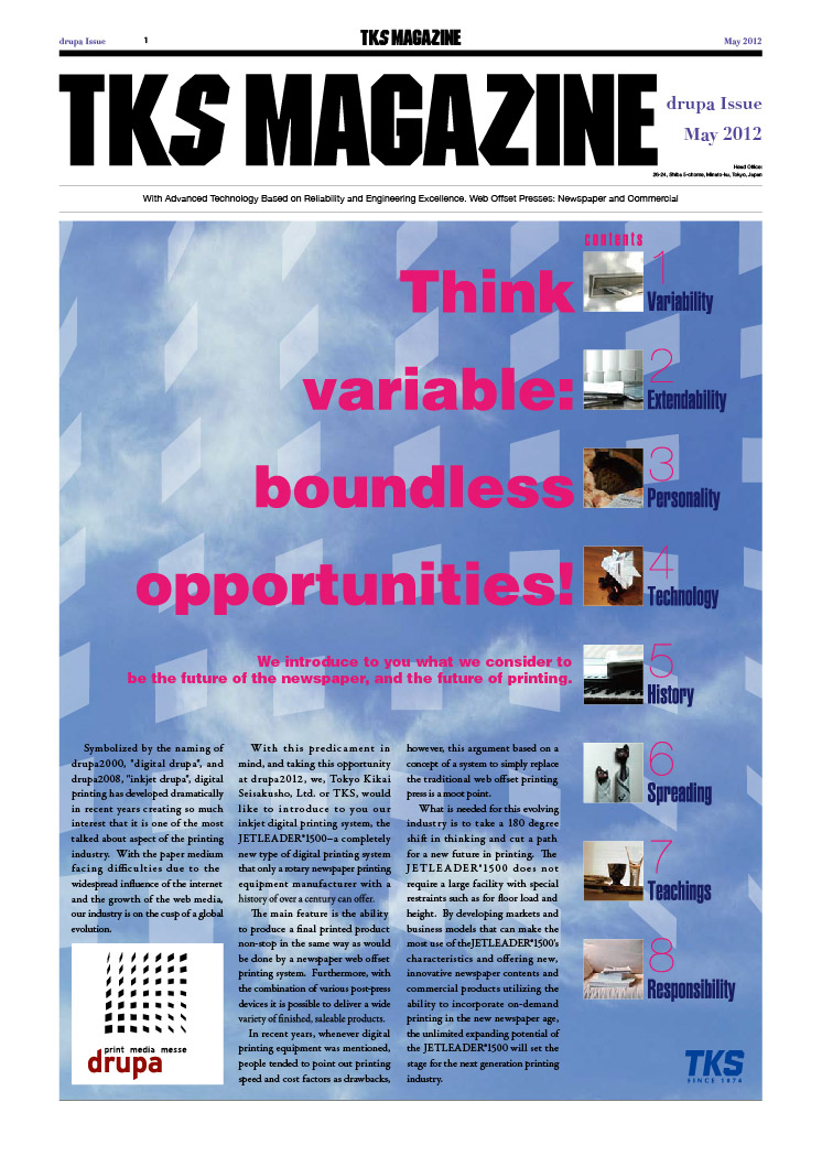 TKS Magazine