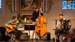 Jazz-Abend mit dem Trio Oui d'accord