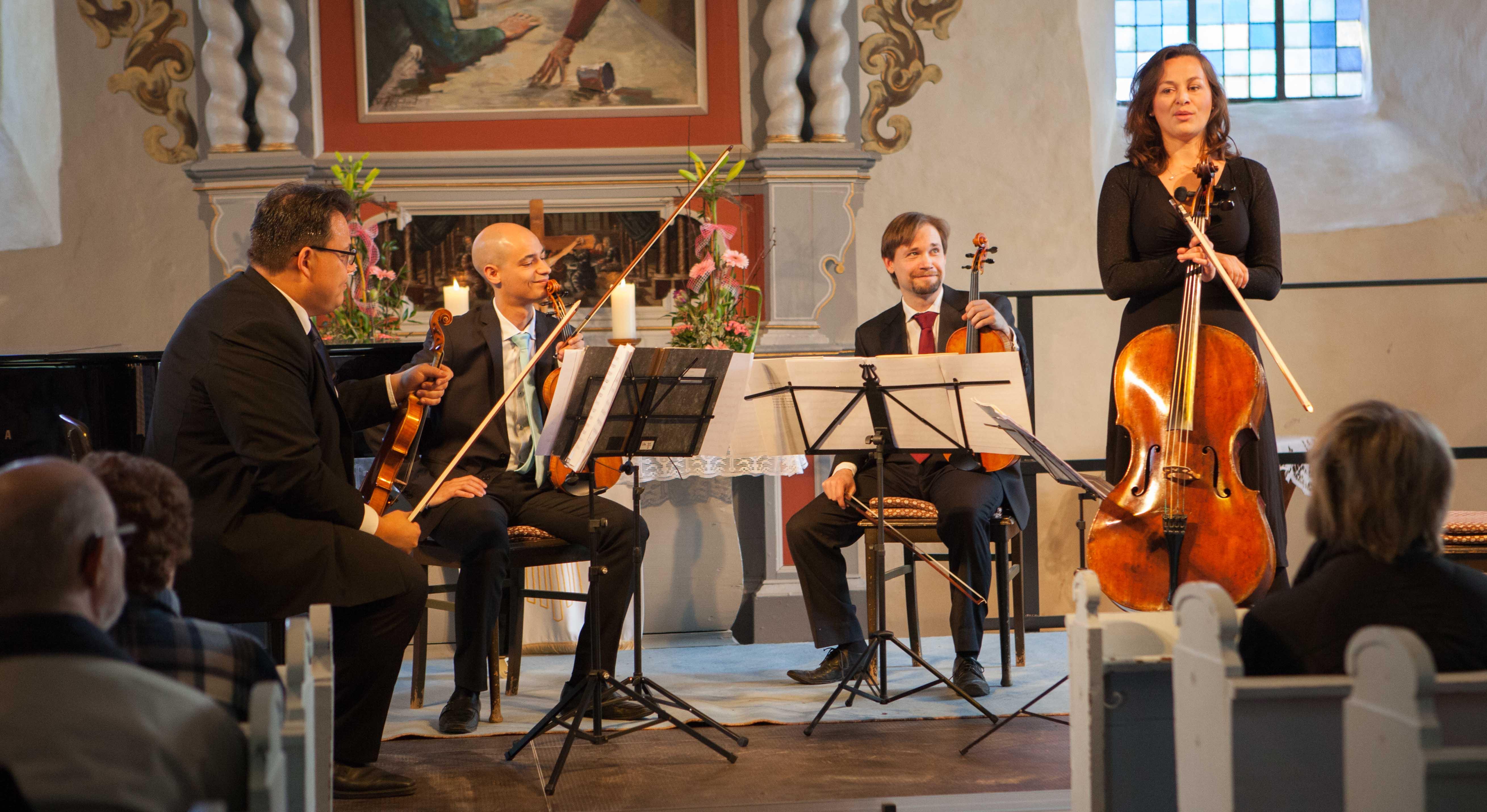 Das Grothe-Quartett
