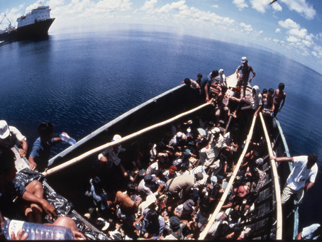 Voyage to Freedom: A Story of the Boat People