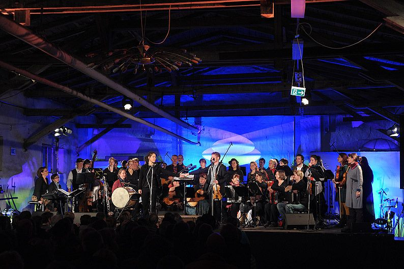 Klezphonik Light Orchestra 2016