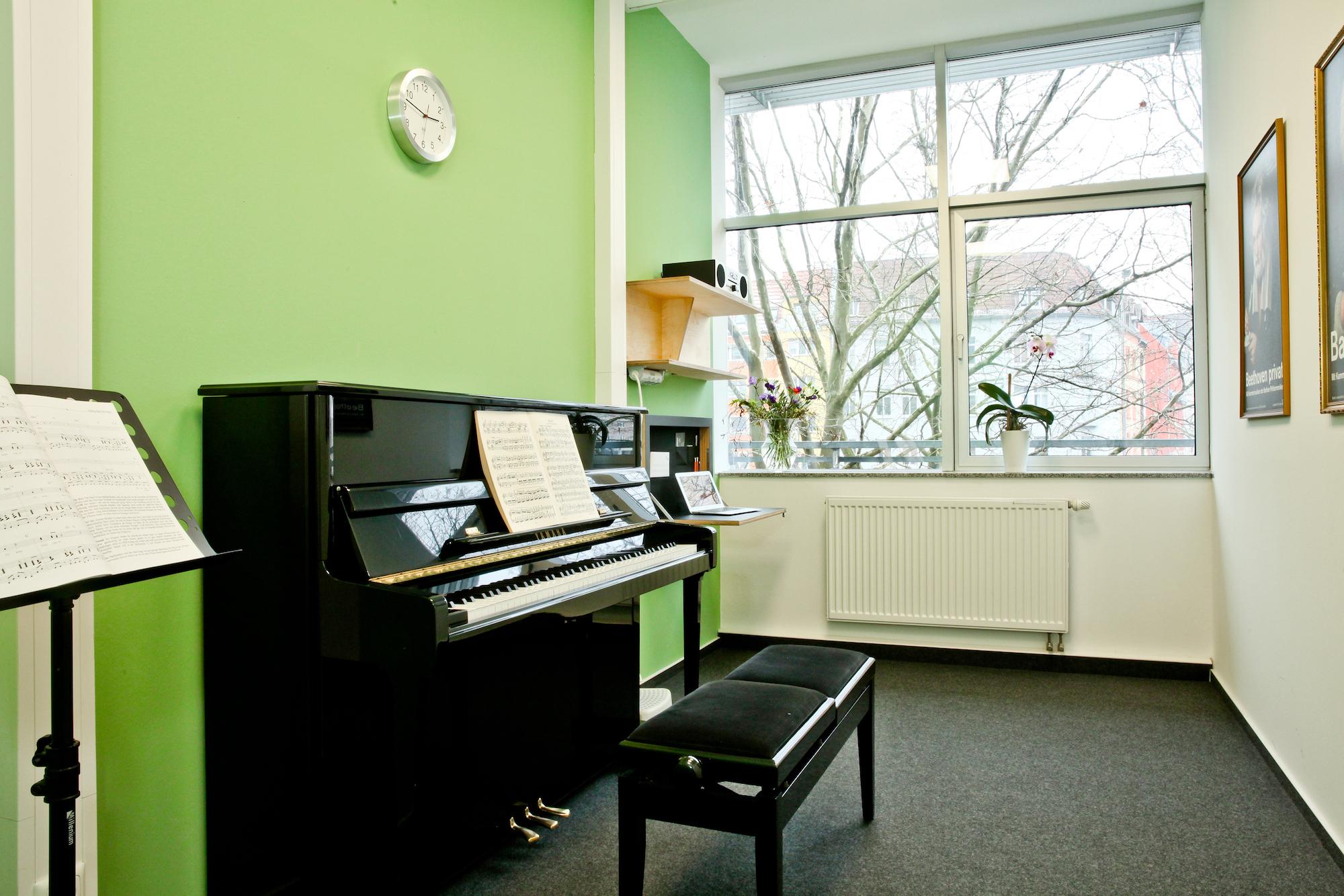MusikWerk Musikschule Erfurt Unterrichtsraum