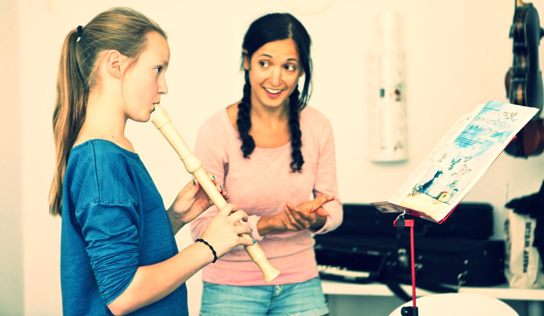Musikschule Erfurt Flötenunterricht