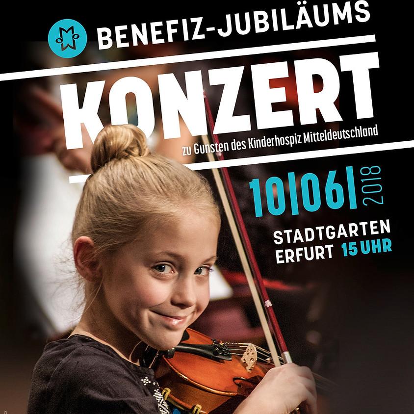 Benefiz-Jubiläumskonzert im Stadtgarten