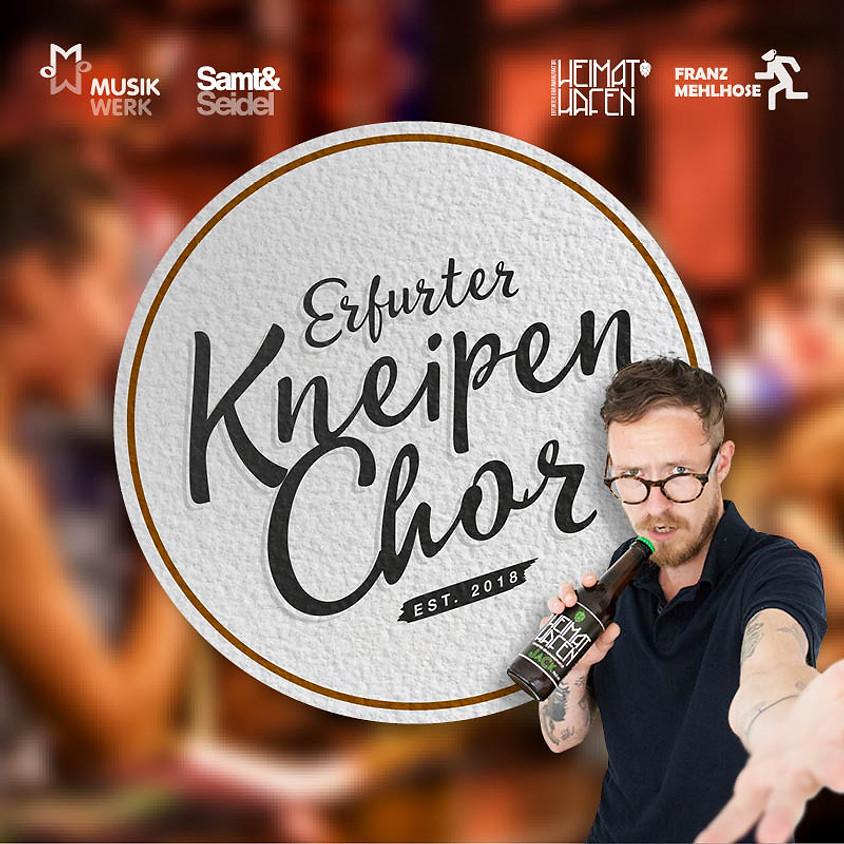 2. Open Training Erfurter KneipenChor