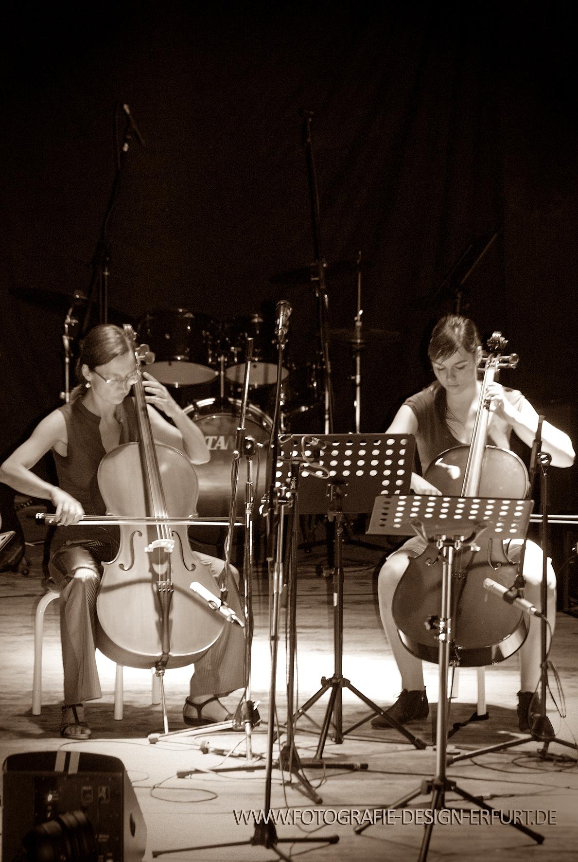 Musikschule Erfnzert 2017 Celloduett