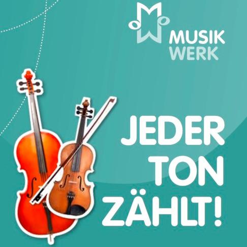 """Orchester-Workshop """"Werkklänge"""""""