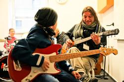 Musikschule Erfurt E-Gitarre