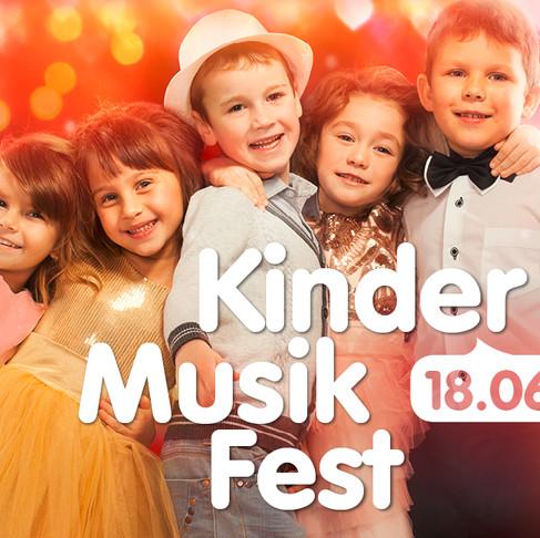 Musik-Kinderfest im Hotel Zumnorde