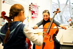 Musikschule Erfrut Cello
