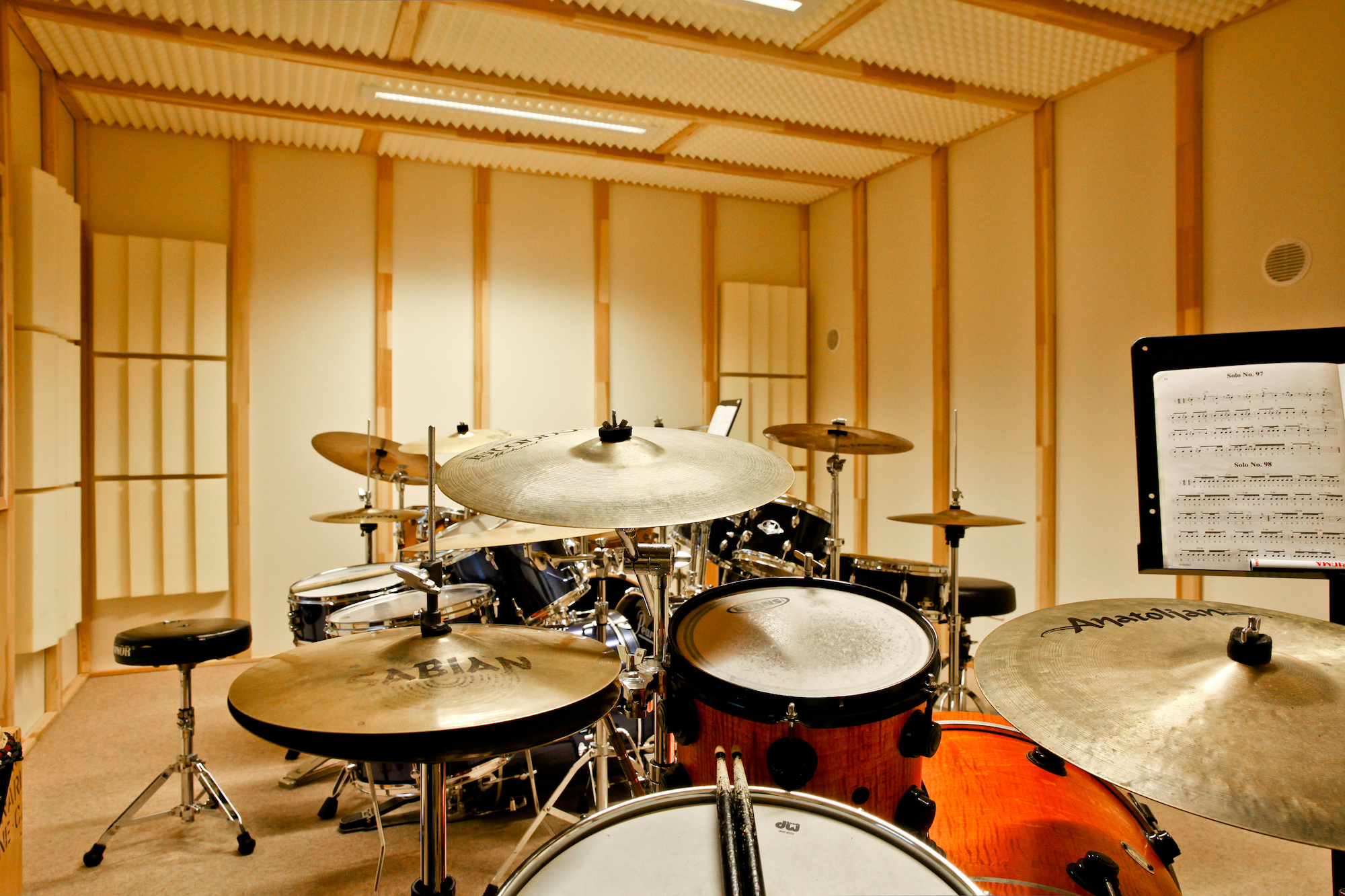 MusikWerk Musikschule Erfurt Unterricht Schlagzeug