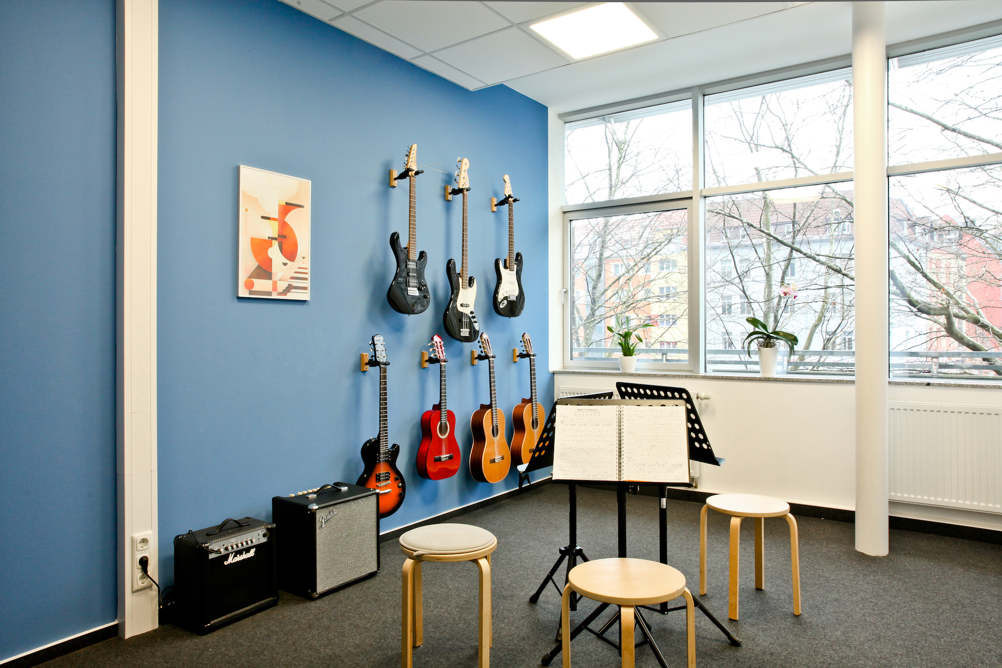 MusikWerk Musikschule Erfurt Unterricht Gitarre