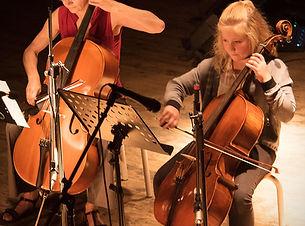 Sommerkonzert 2017 Celloduett