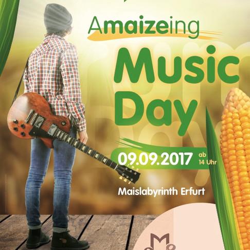 aMAIZEing Musicday