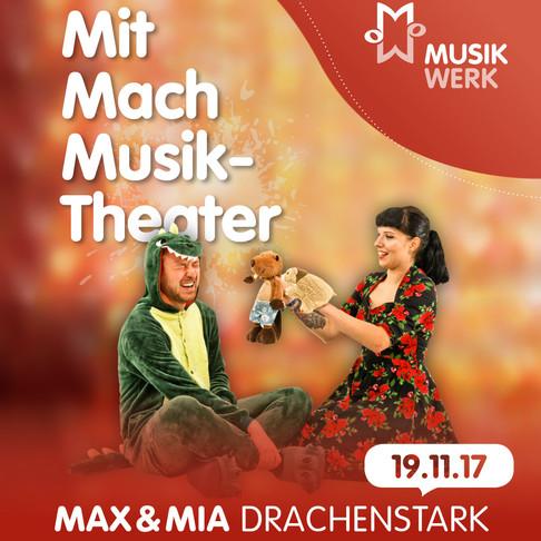 MitMachMusik-Theater mit Max&Mia