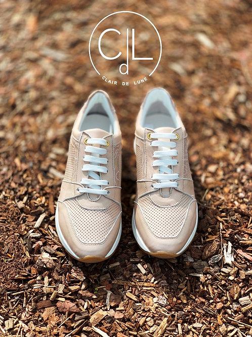 Clair De Lune sneakers voor steunzolen goud