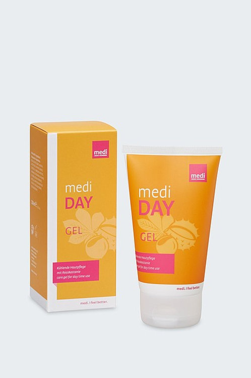 Day Gel voor compressiekous