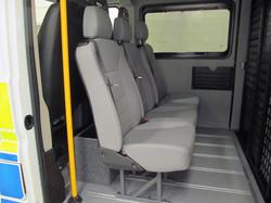 Van Seating