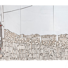 2. Réalisation d'une matrice-mosaïque en céramique