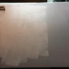 Application des soixante-dix couche de peinture
