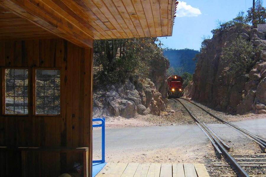 D10 Chepe - Estacion