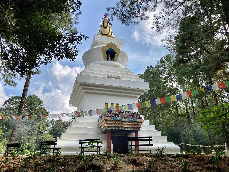 Gran Stupa Bon