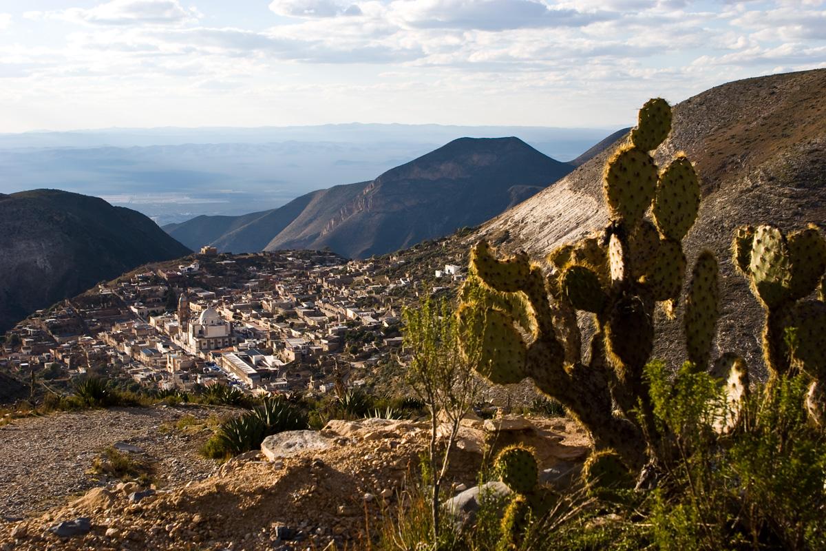 19 Real de Catorce - Cerro del Quemado