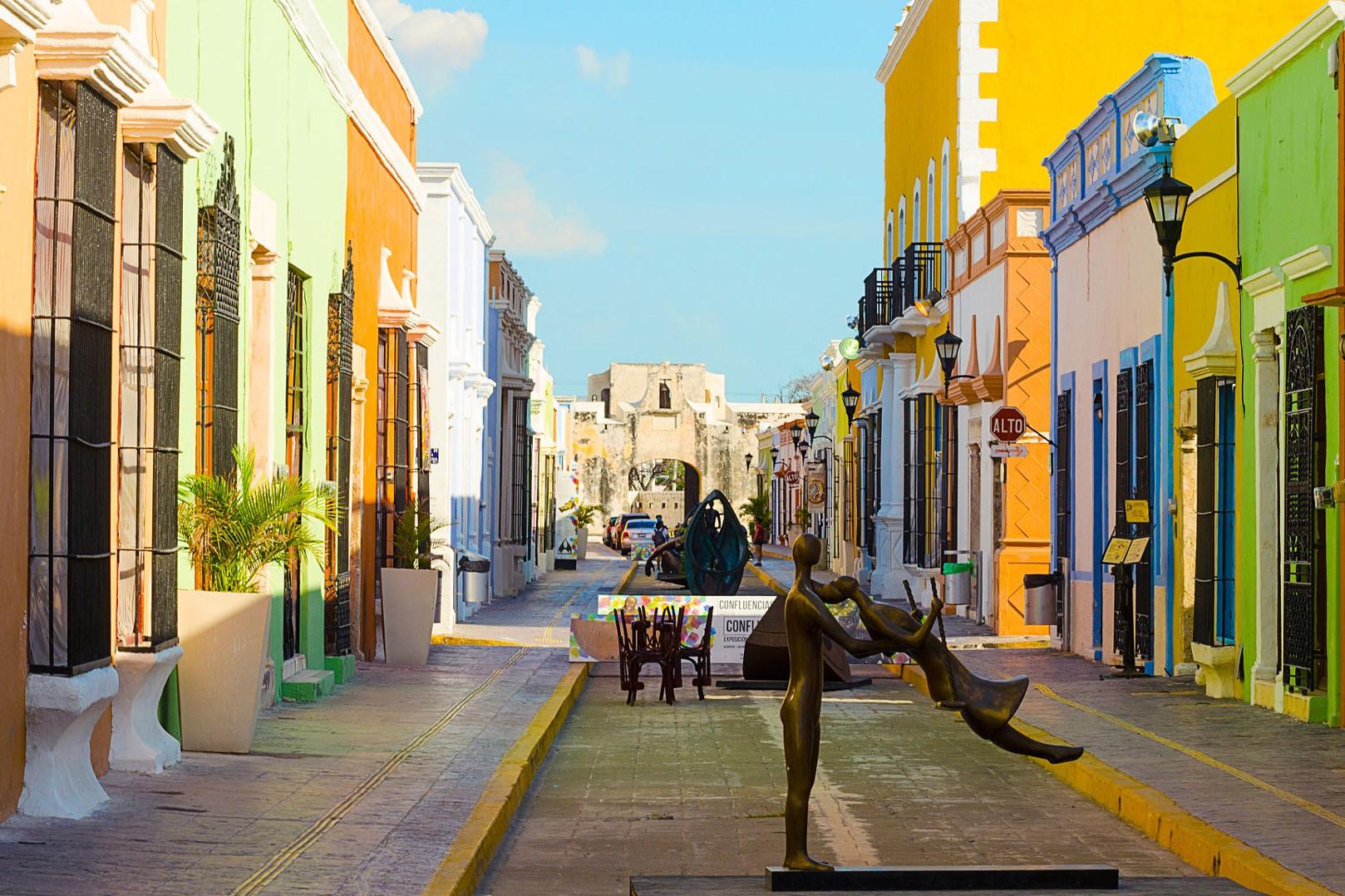 Campeche - Calles 2