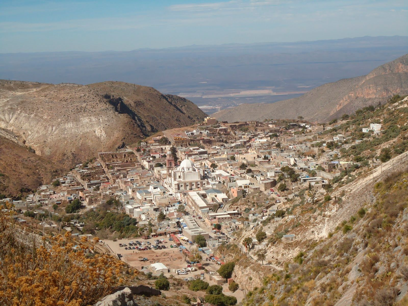 Real de Catorce - Panoramica 1