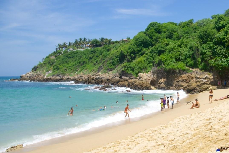 Día2 Playa Carrizalillo