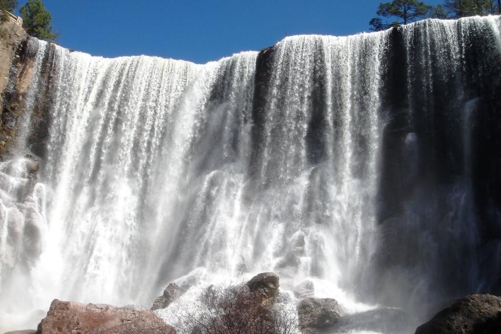 D08 Creel - Cascada de Cusarare