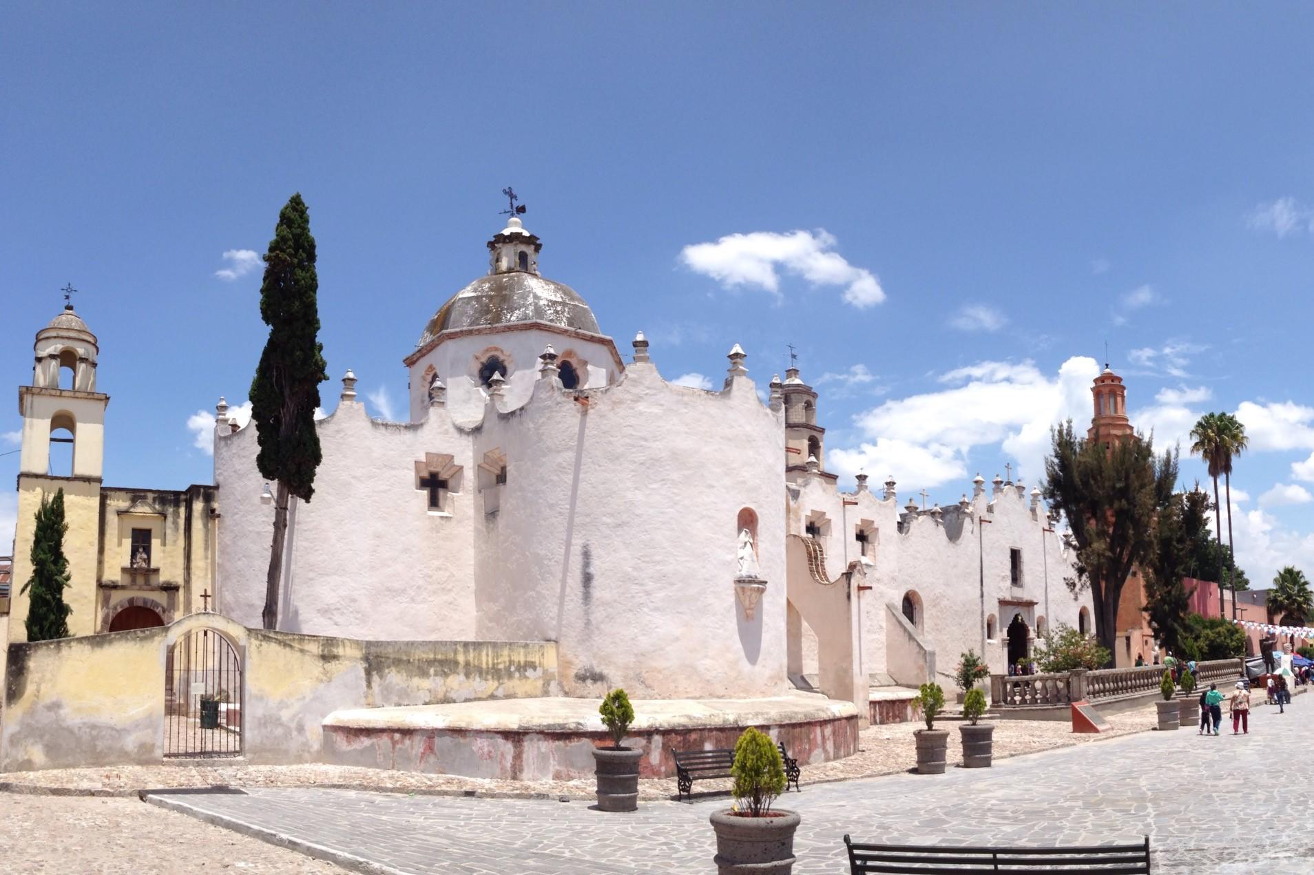 Santuario Atotonilco - Exterior