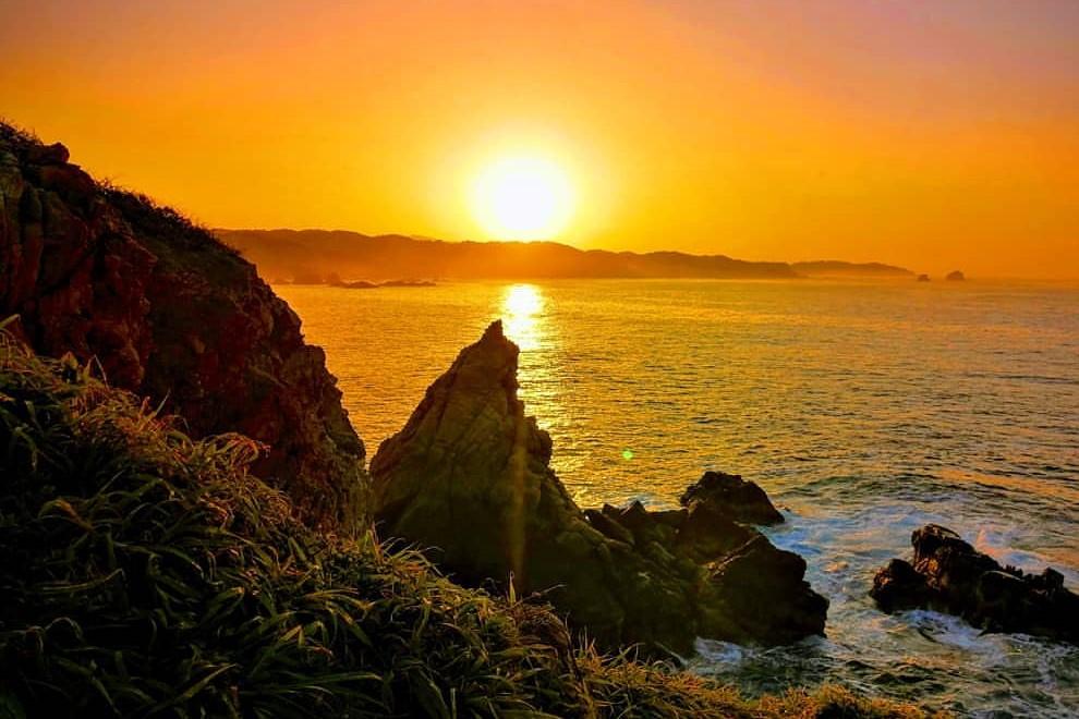 Día1 Punta Cometa - Puesta de sol