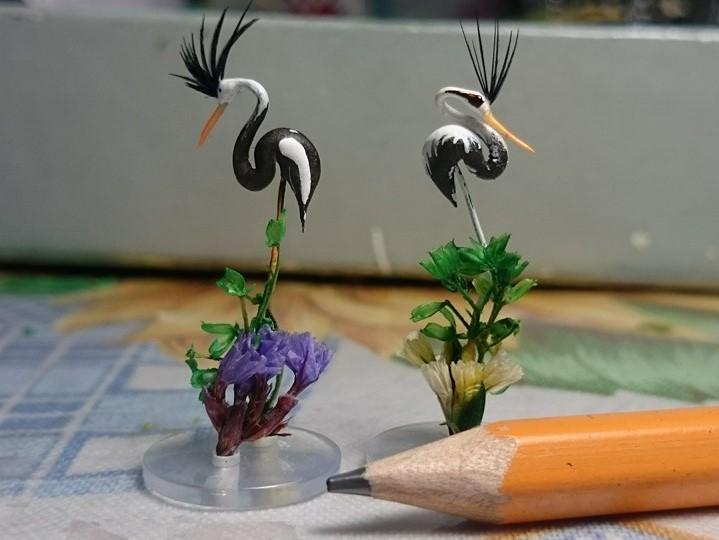 Aves de México en Miniatura